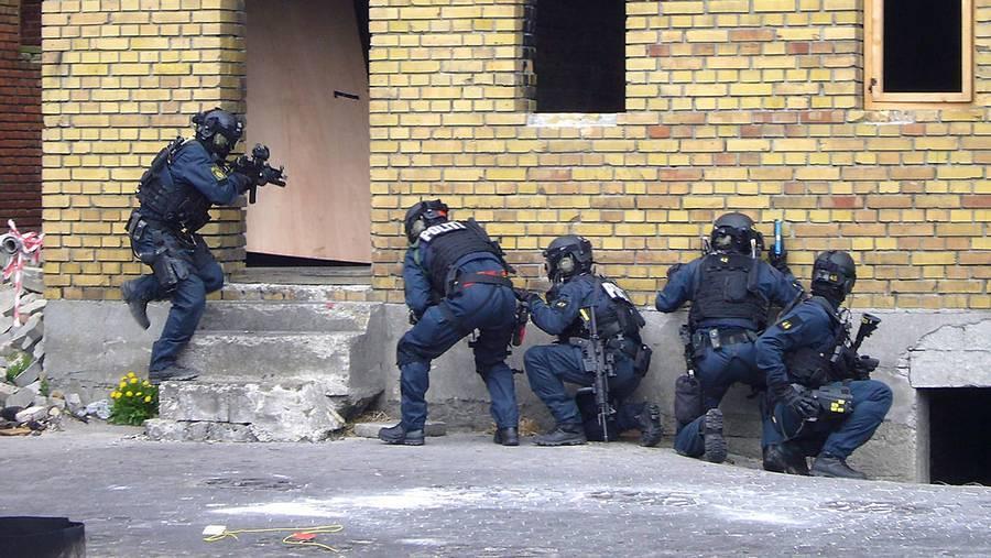 Politiets Aktionsstyrke AKS