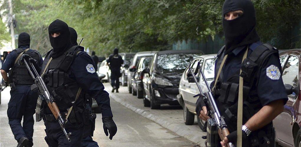 ROSU Kosovo Police