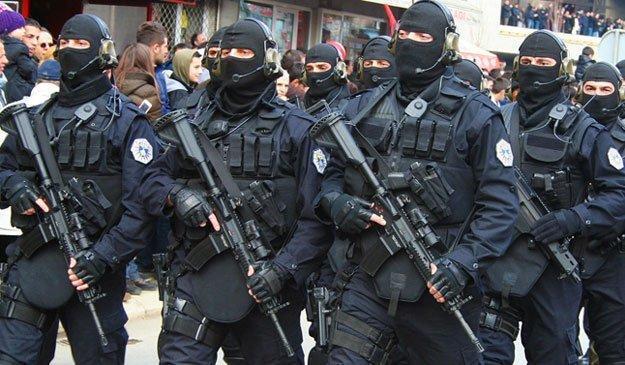 Special Police Unit from Kosovo named ROSU