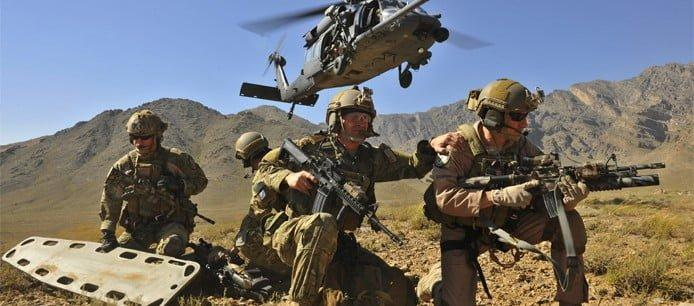 USAF Pararescue Jumpers - Top 10 elite special operations units in US Military