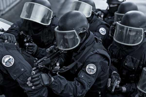 GIGN, Pasukan Elit Perancis yang Diam-diam Disegadi Dunia - Boombastis