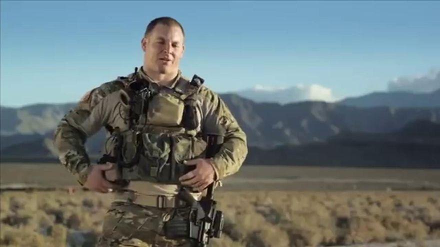 Air Force Staff Sgt. Sean Harvell