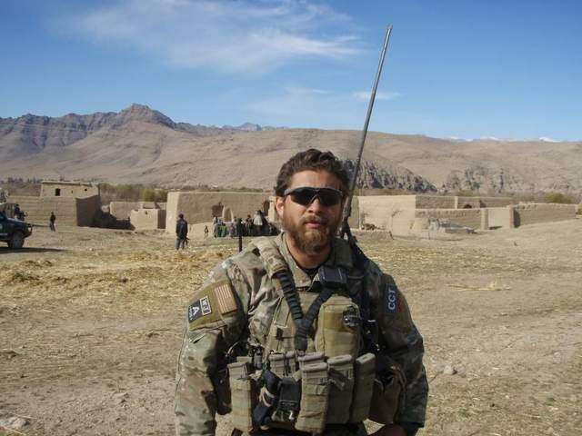 Air Force Tech Sgt. Ismael Villegas