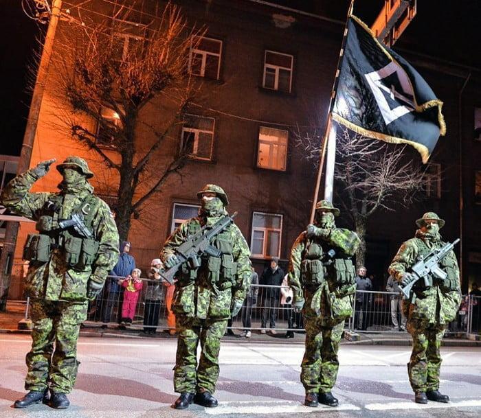 ESTSOF from Estonia - Estonian Special Operations Force - ESTSOF or EOG