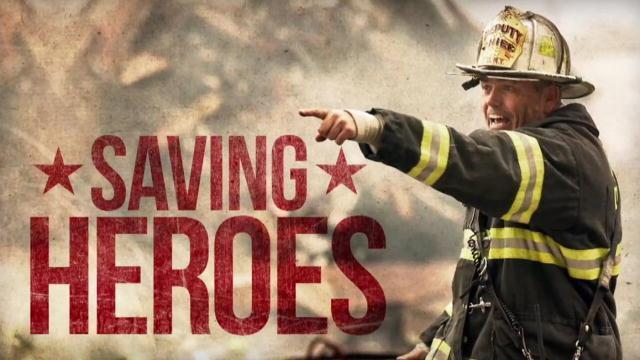 TV Show Saving Heroes