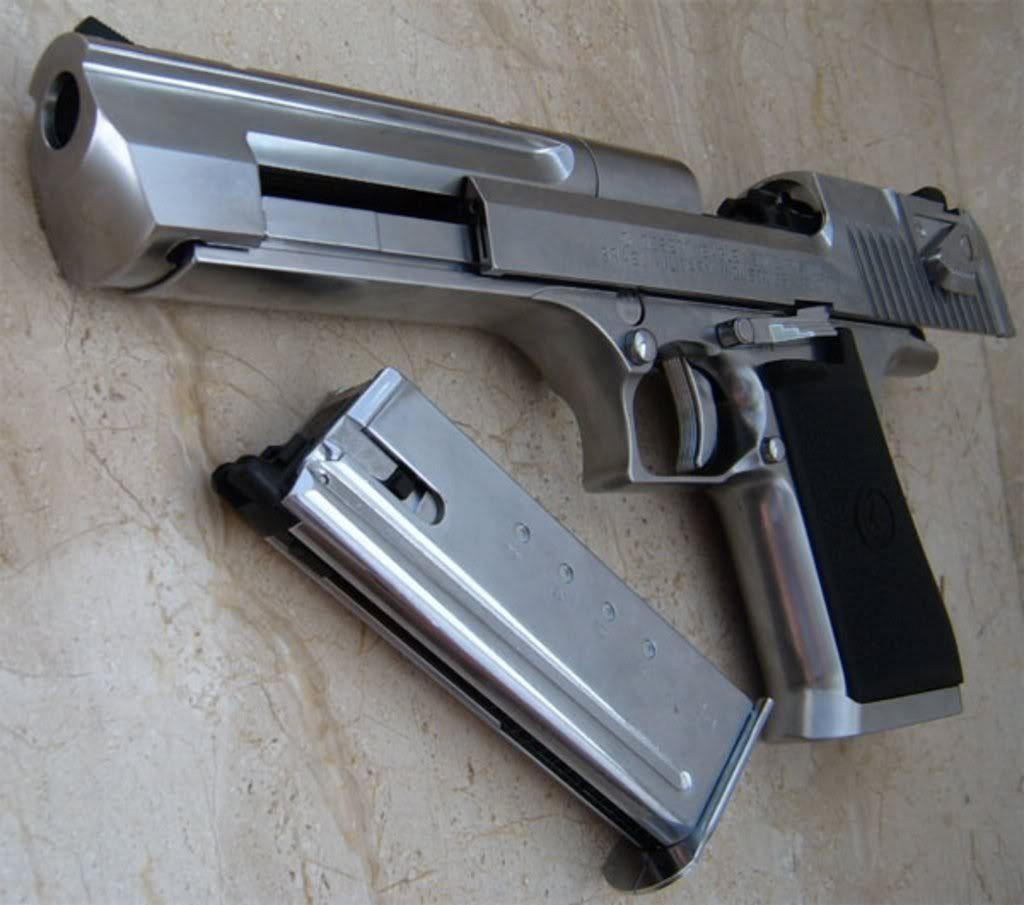 IMI Desert Eagle pistol 5