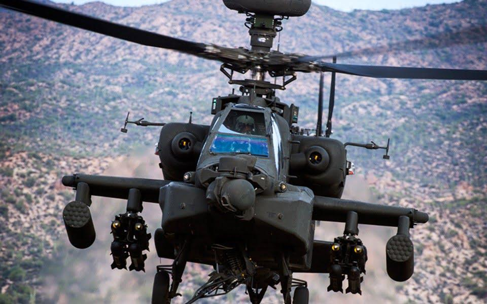 Boeing AH 64 Apache - The 5 Most Lethal Weapons in US Military Arsenal