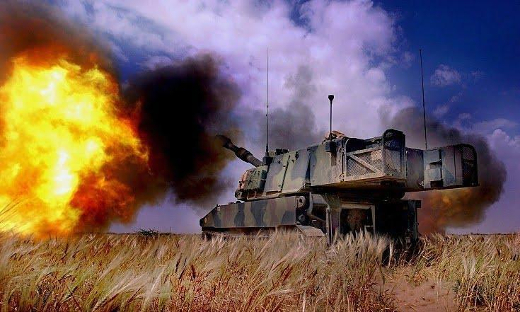 M109A6 Paladin - The 5 Most Lethal Weapons in US Military Arsenal