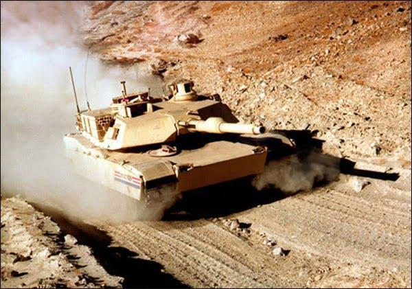 m1a2 sep tank - The 5 Most Lethal Weapons in US Military Arsenal