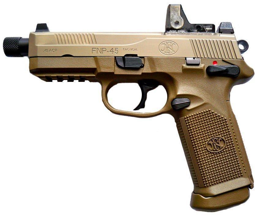 Belgium FN FNP-45 Pistol