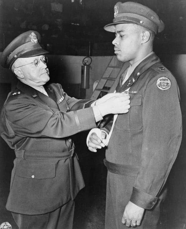 1st Lt. Charles Thomas