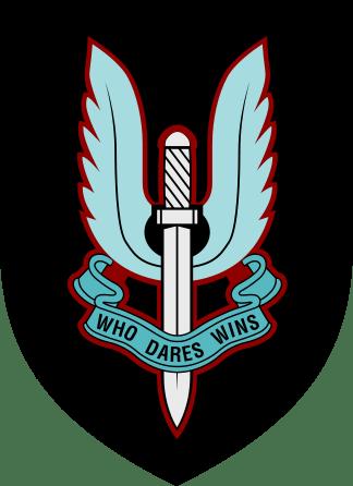 NZSAS insignia - New Zealand Special Air Service (NZSAS)