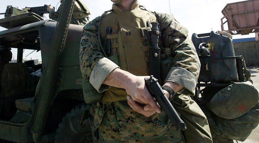 United States Army Beretta M9 - Beretta 92