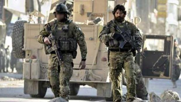 nzsas membes in Afghanistan - New Zealand Special Air Service (NZSAS)