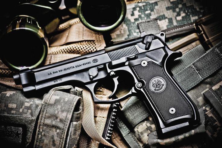 beretta m9 - Beretta 93R
